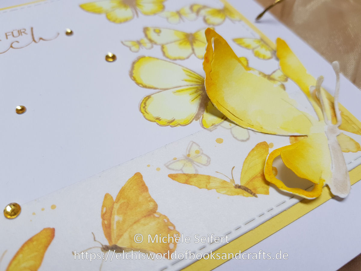 Alexandra Renke - Washi Tape - Schmetterlinge