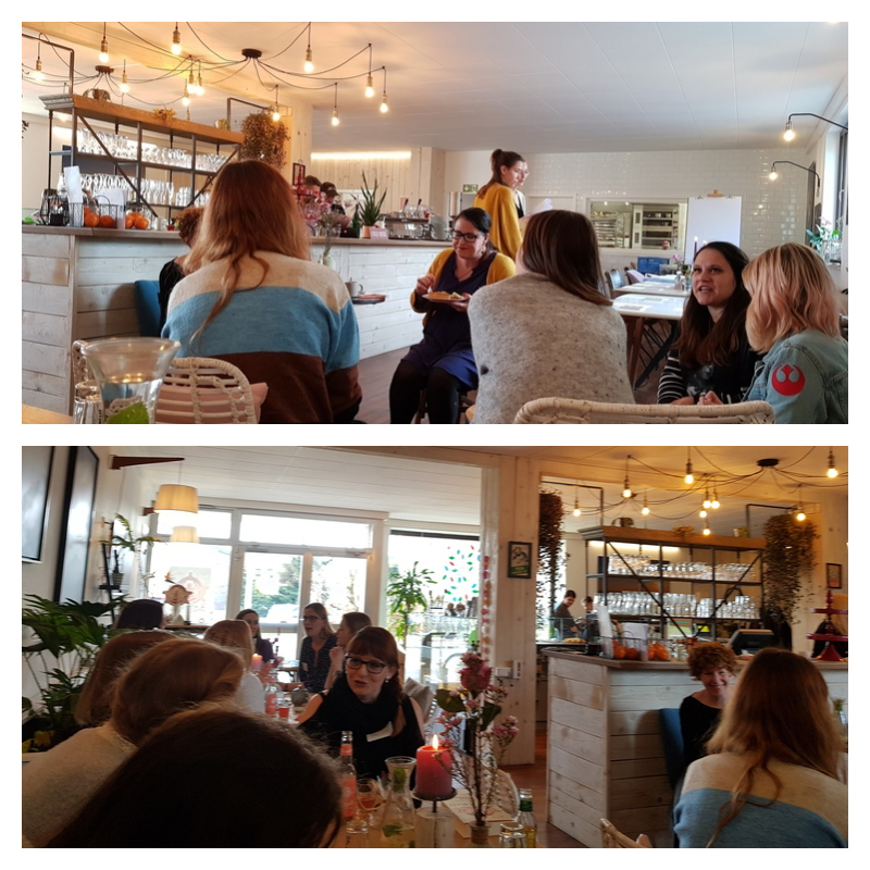 Blogger-Event | Blackwood - Briefe für mich | Britta Sabbag | Bonn | Klara's Garten