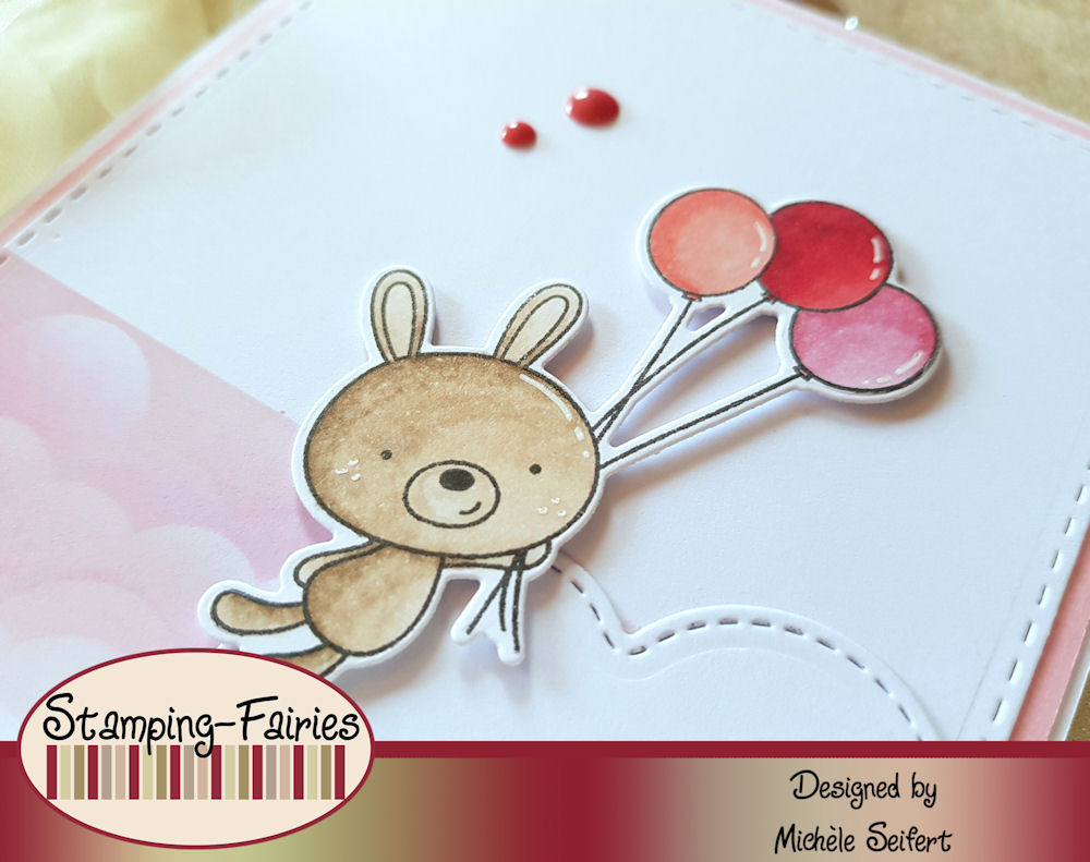 My Favorite Things - MFT - Balloon Besties - MFTSketch 529 - Geburtstagskarte - Birthday Card