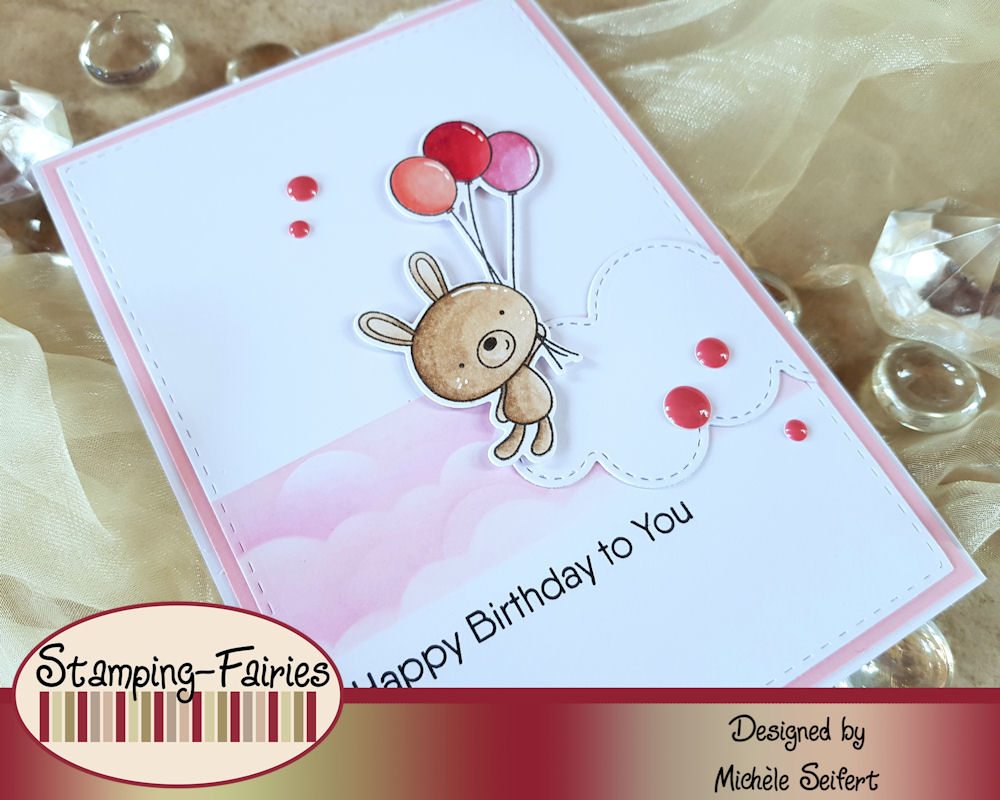 My Favorite Things - MFT - Balloon Besties - MFTSketch 529 - Geburtstagskarte - Birthday Card