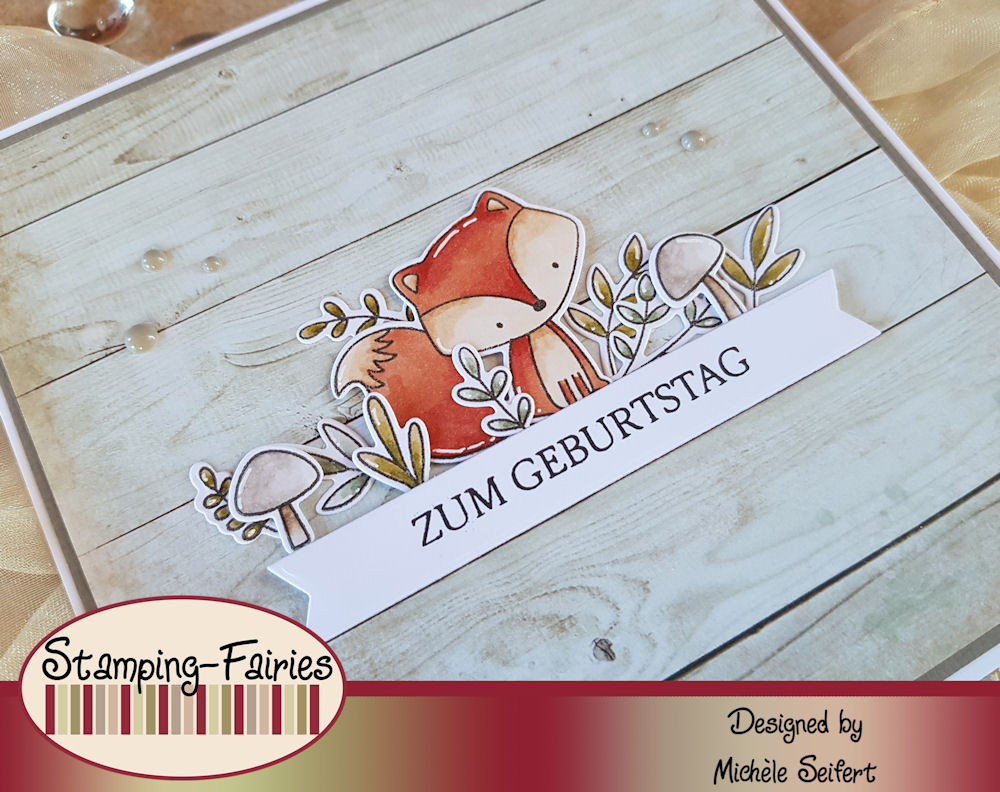 My Favorite Things - MFT - Let's Curl Up - Creative Depot - Glückwünsche - Geburtstagskarte
