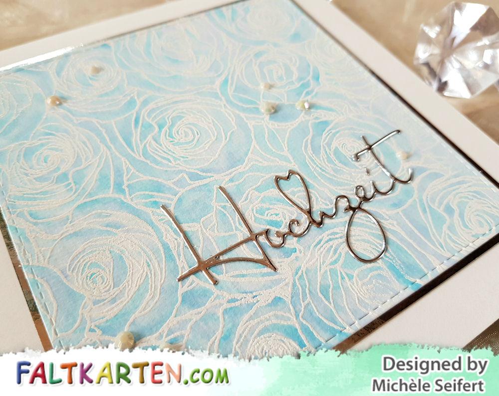 My Favorite Things - MFT - Roses All Over - Alexandra Renke - Ja- Hochzeit - Hochzeitskarten - Wedding Cards