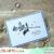 Steckenpferdchen - Rose - Beemybear - Mit tiefstem Mitgefühl - Trauerkarte