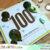 4enScrap - Ballons - Steckenpferdchen - Zahlen XL - Sternenzauber - Create A Smile - Balloons in the Sky - Geburtstagskarte - Birthdaycard - 100 Jahre - Alcohol Inks