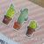 Gummiapan | Kakteen - Die kleinen Dinge